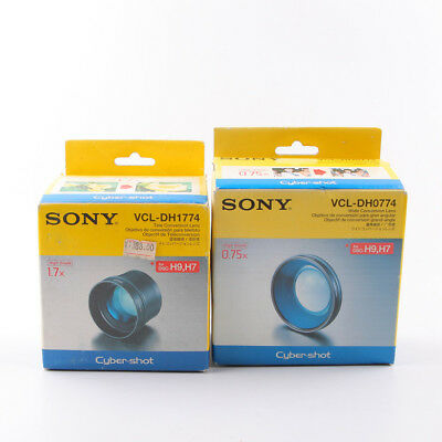**NEW** SONY VCL-DH0774 VCL-DH1774 VF-74CP for DSC-H7 H9 H50