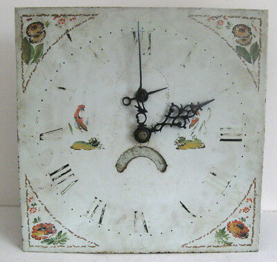 30 HOUR MOVEMENT & DIAL - BENBOW of NEWPORT.