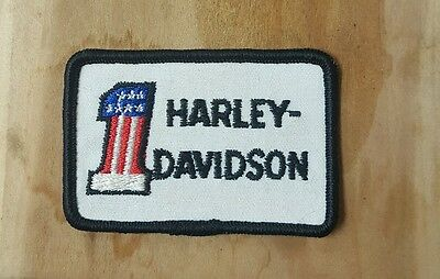 NEW!! Harley Davidson Vintage Patch