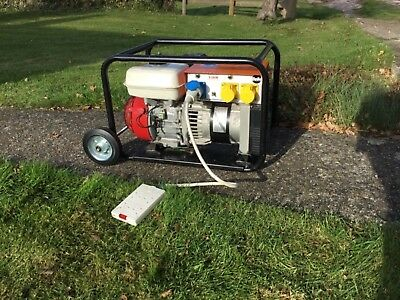 generator, 3 kW single phase. Buyer collect only no post