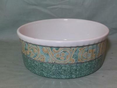 "BHS Valencia Souffle Dish or Serving Bowl 7½""   British Home Stores"