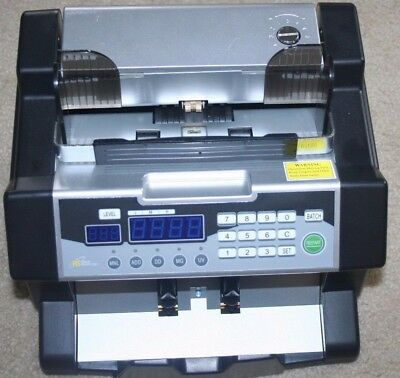 Royal Sovereign Bill Counter Cash Counter RBC-3100 Excellent Working Condition