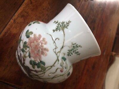 porcelaine chine chinese porcelain famille rose HONGXIAN
