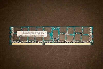 hynix 16GB DDR3 2RX4 PC3L-10600R 1.35V 240-Pin 1333MHz ECC REG Registered Server