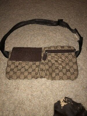 Authentic Gucci Fanny Pack