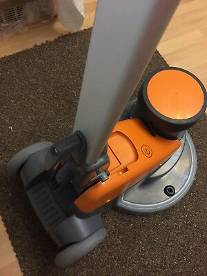 TASKI Ergodisc 400 Floor Scrubber Polisher Buffing Machine Swiss (ISS)