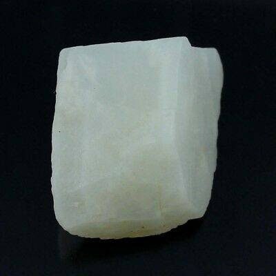 90.40ct Natural White Moonstone Rough Raw Mineral Specimen Gemstone For Cabochon