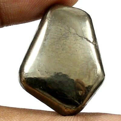 48.55 cts 100% Natural Quality Apache Gold Pyrite Cabochon Fancy Loose Gemstone
