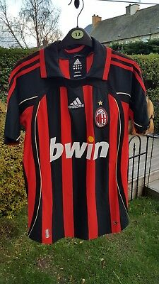 Ac Milan 2006/07 home shirt