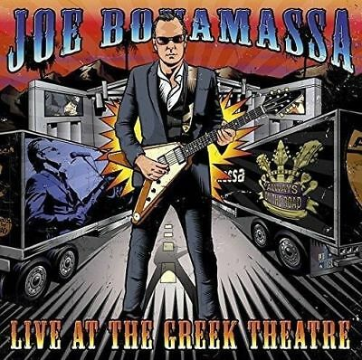 Joe Bonamassa CD x 2 Live at the Greek Theatre (2016)