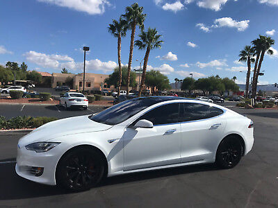 2016 Tesla Model S P90D LIKE NEW - TESLA P90D Model S