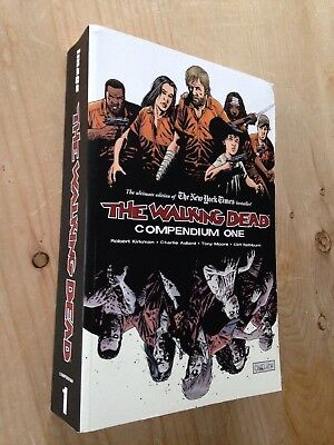 NEW The Walking Dead Compendium One (1)