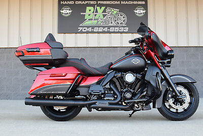 2017 Harley-Davidson Touring  2017 ULTRA CLASSIC CUSTOM **1 OF A KIND** $16K IN XTRA'S!!  BLACK OPS EDITION!!