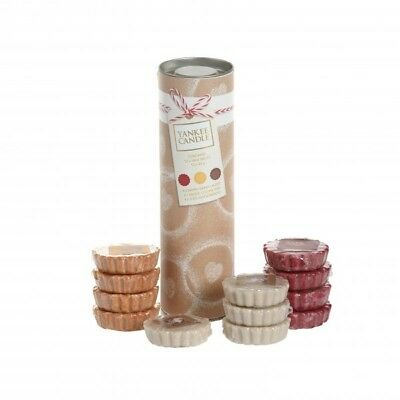 Yankee Candle Wachstarts Geschenkset Cookie Swap Collection (12-teilig)