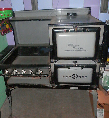 Antique Quick Meal Gas Stove