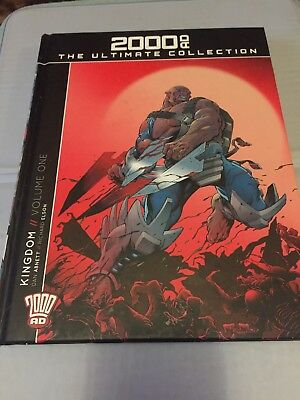 2000AD The Ultimate Collection: Kingdom Volume 1 Graphic Novel