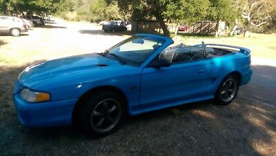 1998 Ford Mustang  ford mustang gt