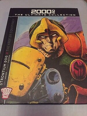 2000AD The Ultimate Collection Strontium Dog : The Kreeler Conspiracy
