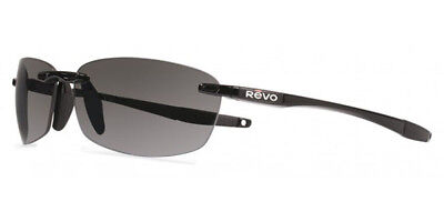19ee95c125 NEW REVO HEADING 4058 02 GN Matte Brown   Green Water Sunglasses ...