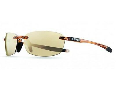 New Revo 4060-10 Ch Descend E Blush / Champagne Sunglasses