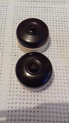 Bakelite china light switches