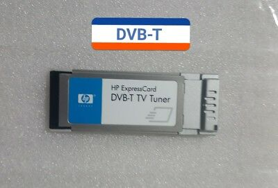 HP ExpressCard DVB-T TV Tuner Set (Model EC300) HP Laptop/Notebook Express Card.