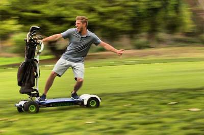 The NEW Golf Board from Golfboard - Surf the Earth!