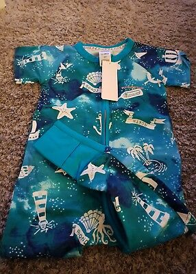 Baby Bonds Sailor Dream Size 1 BNWT Zippy Wondersuit