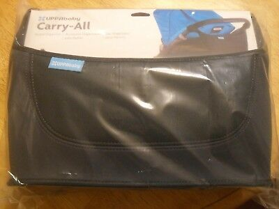 UPPAbaby CARRY-ALL Stroller Parent Organizer New in factory sealed plastic
