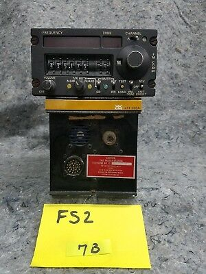 Old Airplane Transponder and 1 Radio FS27B