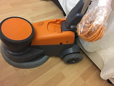 TASKI Ergodisc 400 Floor Scrubber Buffer Cleaner Swiss Rotary No Disc attached