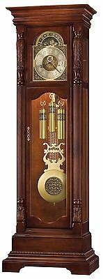 Howard Miller Elgin Grandfather Floor Clock 611-190 Clocks with FREE Shipping
