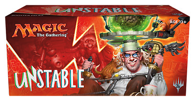MTG Magic the Gathering - Unstable Booster box - 36 Booster Packs