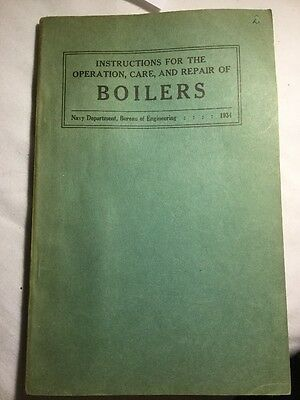 RARE (Lot Of 20) PRE WWII NAVY SINGLE TOPIC TRAINING BOOKS MANUALs  1920-1938