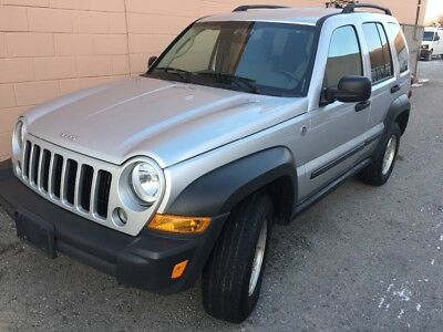 Jeep: Liberty 2006 JEEP LIBERTY 4X4 ***SAFETIED & VALID E-TEST***