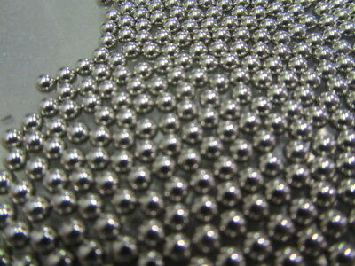 """316 Stainless Steel Ball 1/8"""" (+/-0.0005"""") Dia,  1000 pcs"""