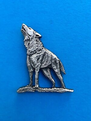 Howling Dire Wolf Pin...panic phish outdoor recreation pretty animal co dead