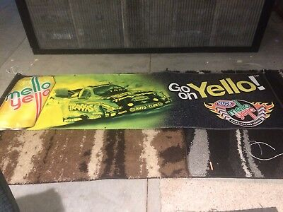 Mello Yello Nhra Event Race Banner Courtney Force