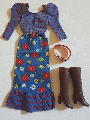 Vintage Barbie - BEST BUY FASHION  #3343 from 1973