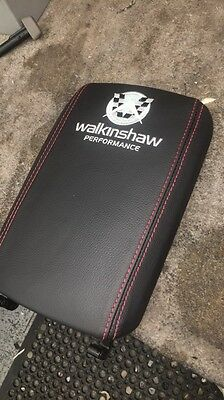 Walkinshaw Console Lid Suit Ve And VF Holden Hsv Ss Ssv Gts Red Stitch Redline