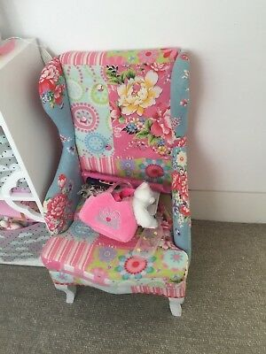 Children's Winged back chair