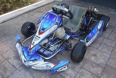Arrow X4 Cadet Go Kart with Mini Rok Engine