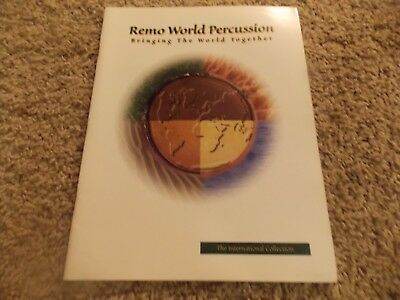 Drum/percussion catalog - Remo World Percussion, 1997