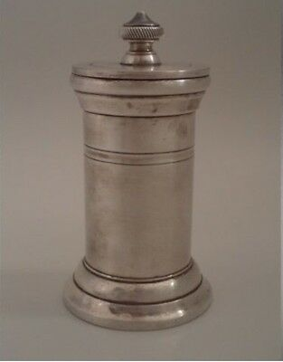 KRUPP Milano, Rare old pepper mill Gio Ponti era