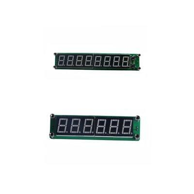 6LED & 8LED RF Signal Frequency Counter RF Meter Cymometer Blue LED 1000MHz
