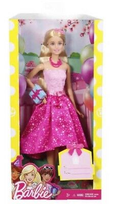 BRAND NEW Barbie Birthday Princess Doll