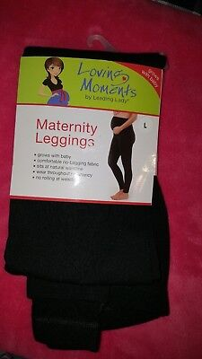 Maternity Legging..8.99, size LG, Blk, New /free shipping  continental USA only.