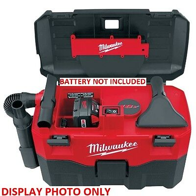 Milwaukee HD18VC-0 18V Cordless Heavy Duty Wet/Dry Vacuum | SKIN ONLY | RRP $230