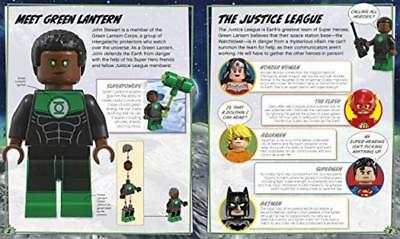 LEGO DC Comics Super Heroes Build Your Own Adventure Hardcover – August 1, 2017