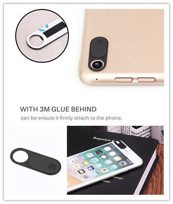 Hot Webcam Camera Shield Protector Cover For Phone PC Laptop Tablet Compute
